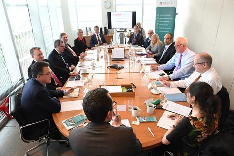 Cybersecurity roundtable